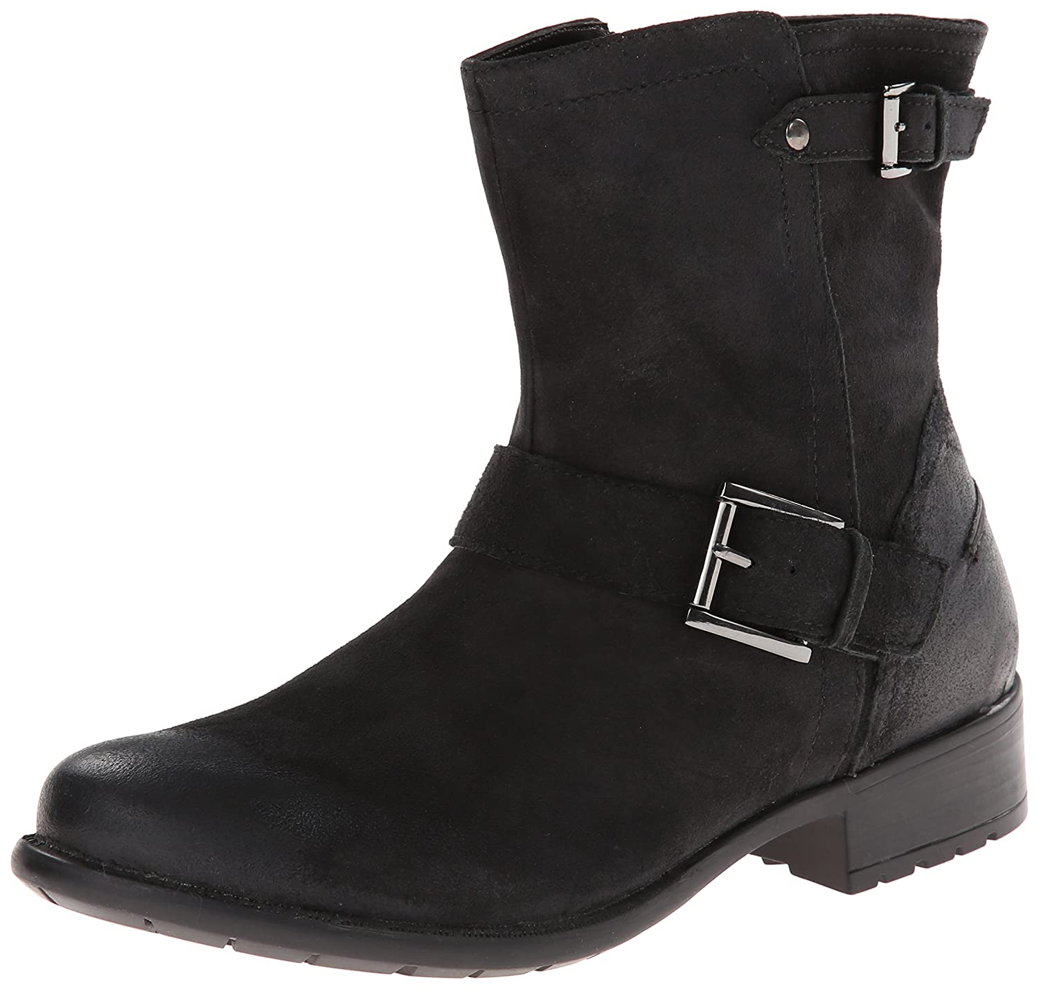 Amazon.com | Clarks Women's Plaza Float Boot | Ankle & Bootie