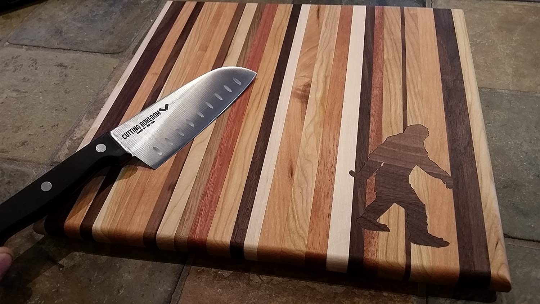 Sasquatch Cutting Board