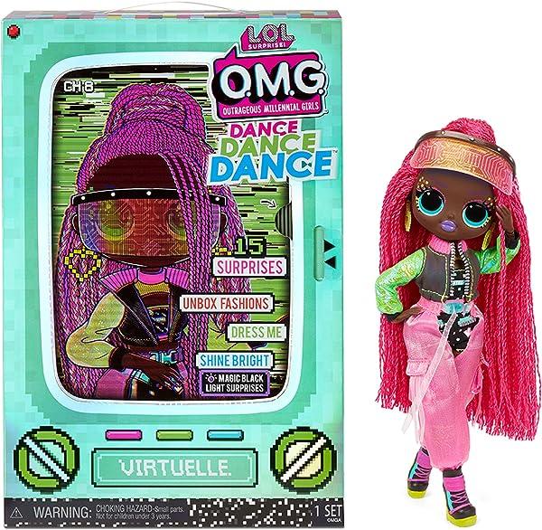 L.O.L. Surprise! O.M.G. Dance Dance Dance fashion doll