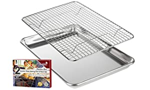 KITCHENATICS-Roasting-&-Baking-Sheet-with-Cooling-Rack