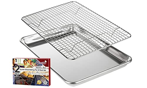KITCHENATICS-Roasting-&-Baking-Sheet-with-Cooling-Rack