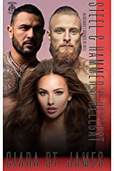 Steel & Hammer's Hellcat: Taboo love, forever love (Dublin Falls Archangel's Warriors MC Book 3) Kindle Edition