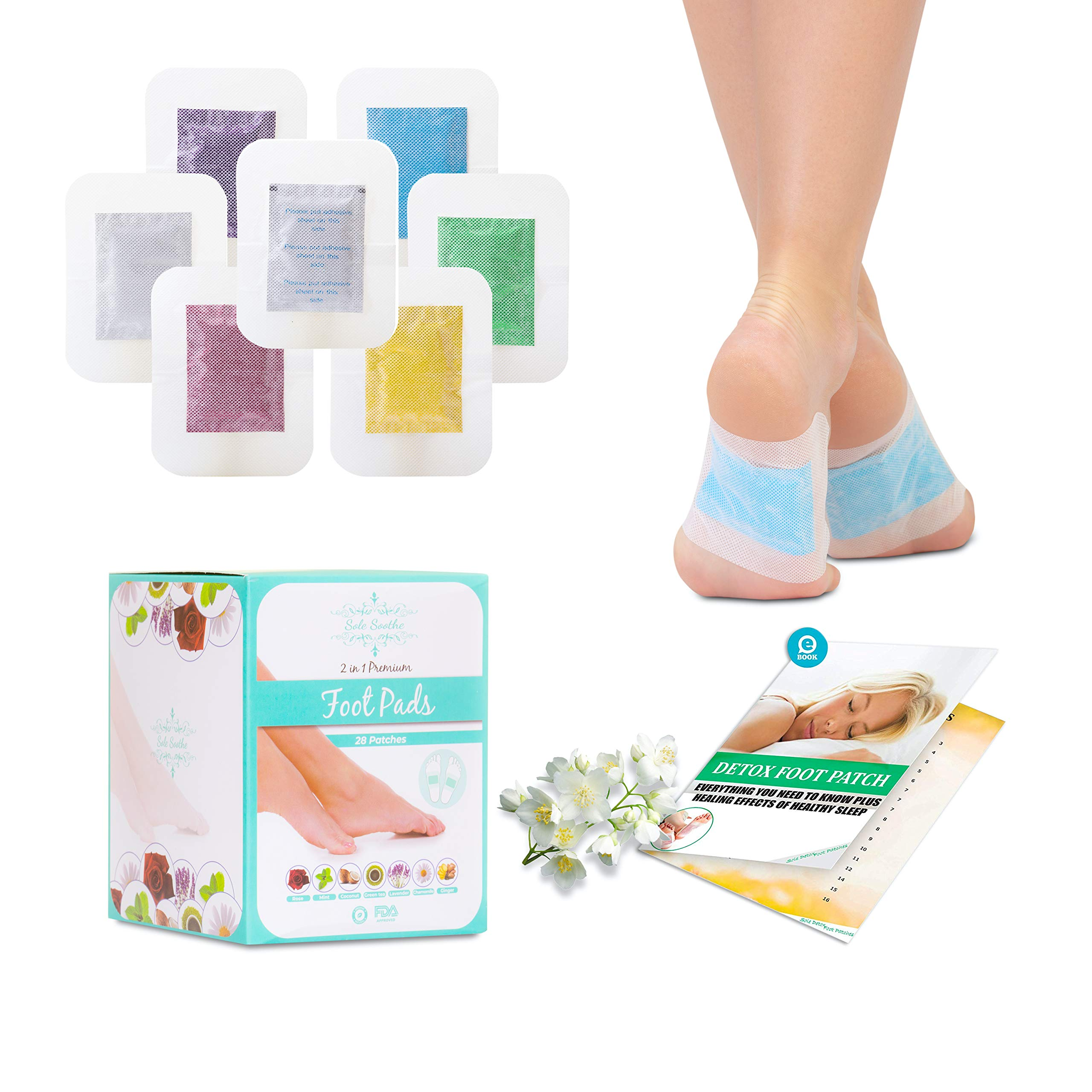 Sole Soothe Foot Pads