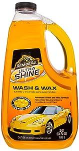 Armor All Ultra Shine Wash & Wax (64 fluid ounces)
