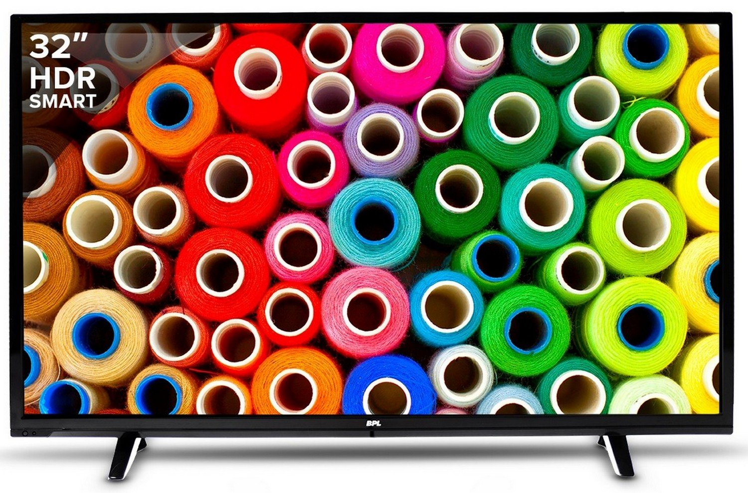 BPL 80 cm (32 inches) Stellar BPL080A36SHJ HD Ready LED Smart TV (Black)- 40% OFF