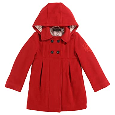 Mantel rot madchen