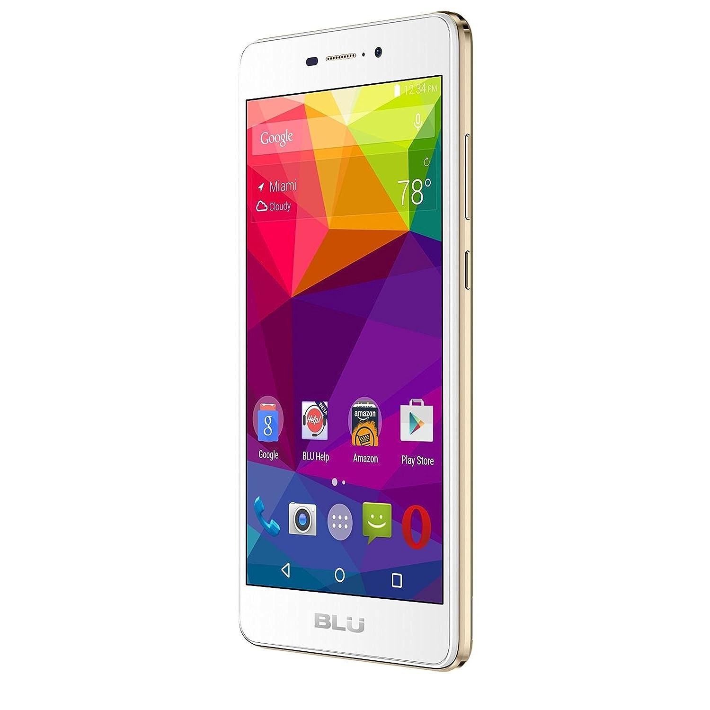 BLU Vida XL - LTE Smartphone - gsm Desbloqueado: Amazon.es ...