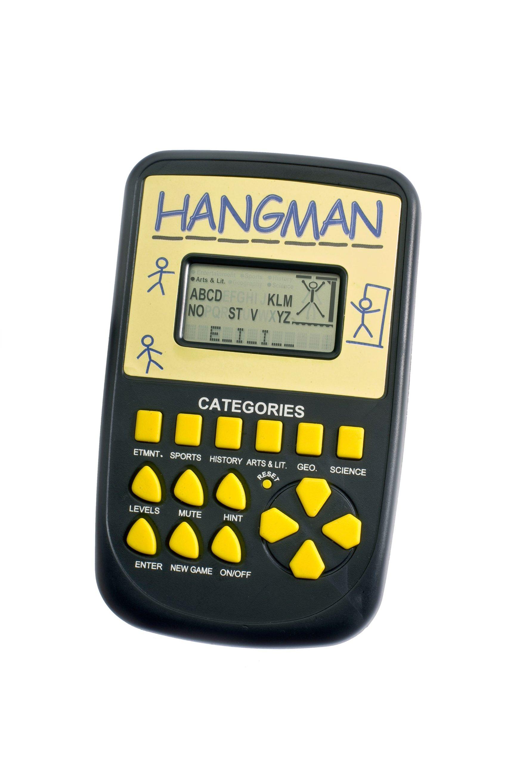 Pocket Arcade Electronic Hangman Game by Pocket Arcade