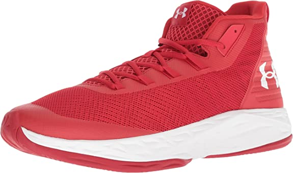 #1 Under Armour Men's Jet Mid Basketball Shoe