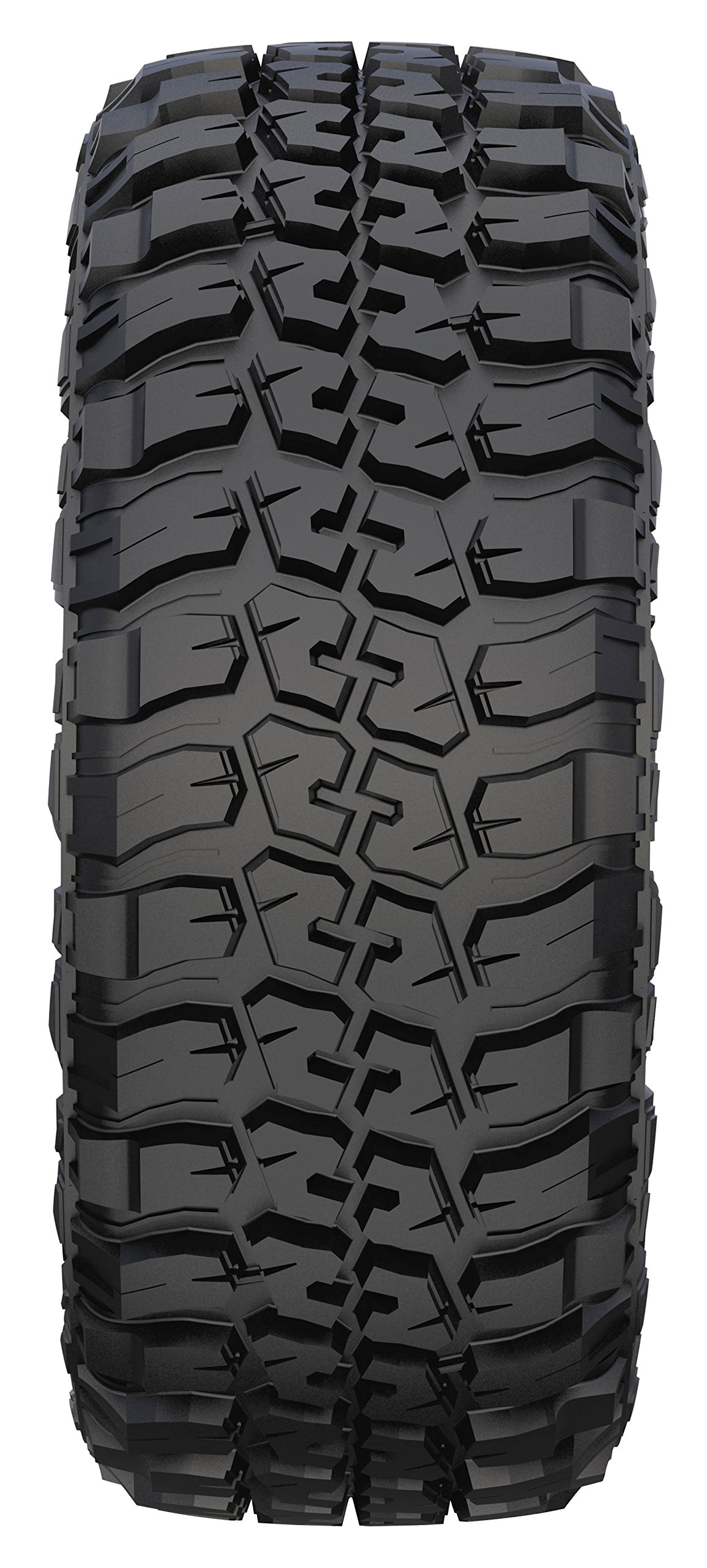 Federal Couragia M/T Mud-Terrain Radial Tire - 33x12.5R15 108Q by Federal (Image #2)