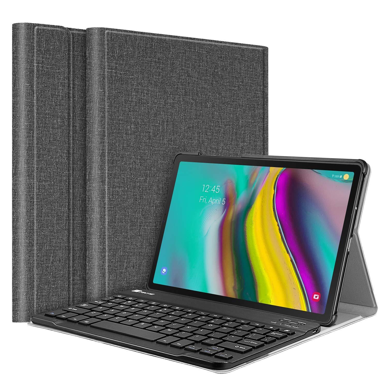 Funda Con Teclado Samsung Galaxy Tab S5e 2019 Sm-t720 T725