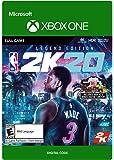 Amazon.com: NBA 2K20 Legend Edition [Online Game Code