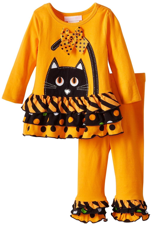 専門店では Bonnie B00DM21T2G オレンジ Babyベビー女の子猫アップリケレギンスセット L オレンジ L B00DM21T2G, デーリィちゃんのスマイルファーム:f1166a0c --- a0267596.xsph.ru