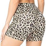 "Sunzel 8"" / 5"" Biker Shorts for Women with Pockets, High Waisted Yoga Workout Shorts"