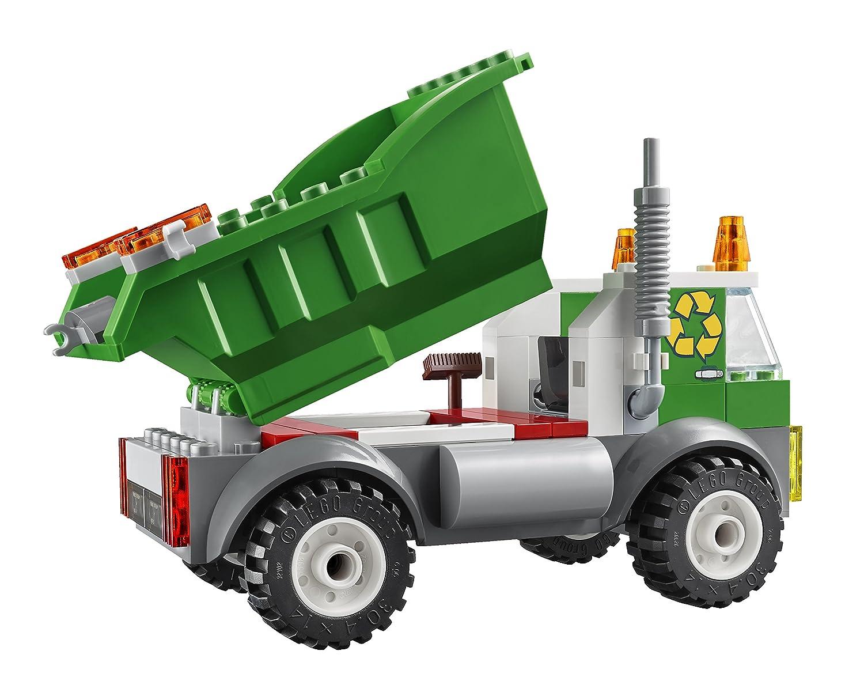6101007 LEGO Juniors Garbage Truck 10680