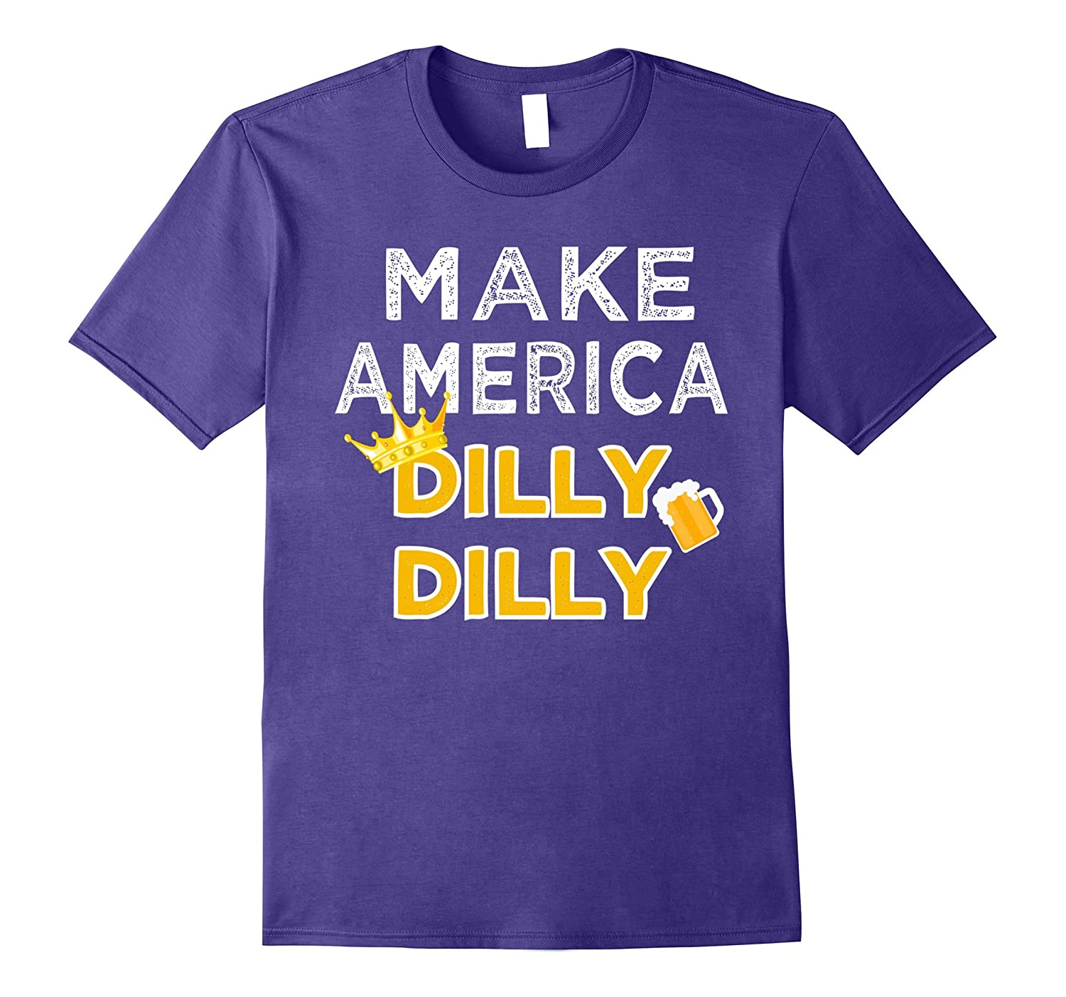 Make America Dilly Dilly Friend of the Crown Beer Shirt-Rose