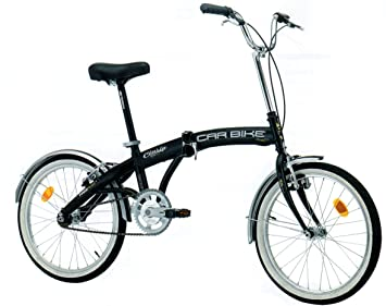 Bicicleta plegable italiana