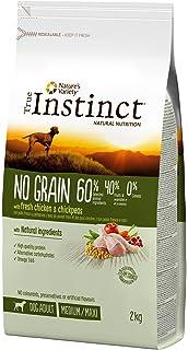 True Instinct pienso para Perros Adultos No Grain Pollo