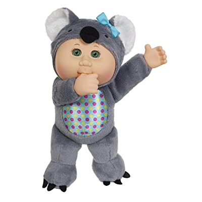 "Cabbage Patch Kids 9"" Libby Koala Zoo Cutie: Toys & Games"