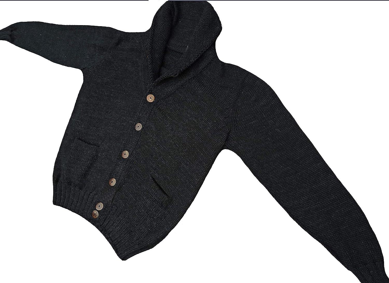 1.19 kg Unisex Hypoallergenic Luxurious 100/% Royal Alpaca Women/'s Shawl /& V-Neck Button Down Cardigan British flag Thermo Organic Silky