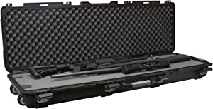 Plano Mil-Spec Field Locker Tactical Long Gun Case with Wheels
