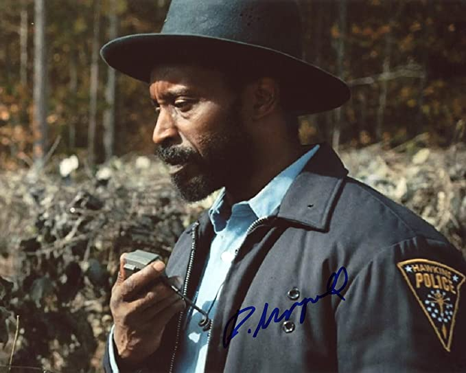 Rob Morgan Stranger Things Autograph Signed 8x10 Photo B At Amazon S Entertainment Collectibles Store