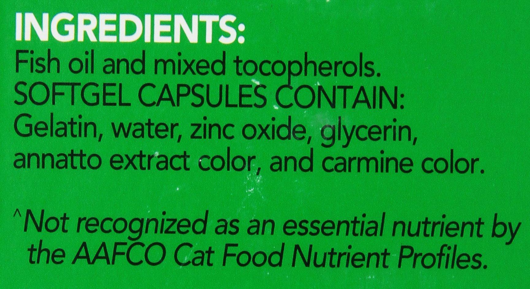 Nutramax Welactin Feline Soft Gel Caps - 60 Count 3