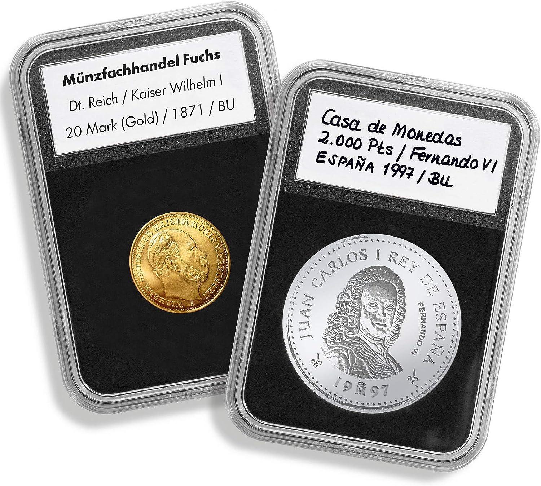 QUICKSLAB coin capsule inside /Ø 15 mm