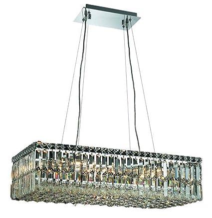 Elegant lighting 2034d28crc maxim 16 light chandelier finish with elegant lighting 2034d28crc maxim 16 light chandelier finish with crystal clear aloadofball Images