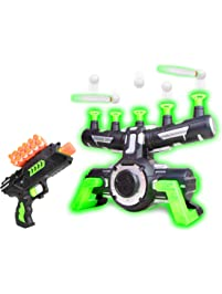 USA Toyz Astroshot Zero GX Glow in The Dark Shooting Games – Target Practice Toys, Space Guns for Boys, Compatible with...