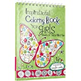 Inspirational Coloring Book for Girls: Hours of Faith-Filled Fun