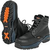 Truper ZC-327N, Zapatos industriales dieléctricos, Negros, Talla 27