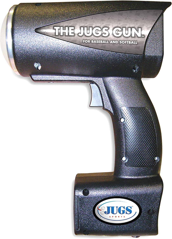 Jugs Baseball Radar Gun with highest accuracy review.