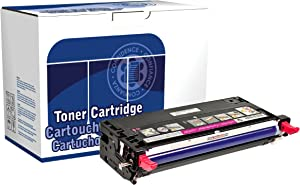 Dataproducts DPCD3130M Remanufactured High Yield Toner Cartridge Replacement for Dell 3130 (Magenta)