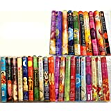 Hem Mixed Bulk Incense 10 Packets 200 Sticks Assorted