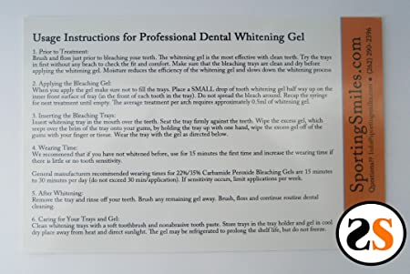Amazon Upper Lower Custom Dental Teeth Whiteningbleaching