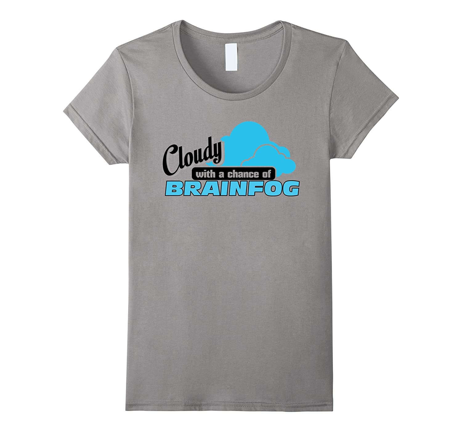 Cloudy with a Chance of Brainfog – Spoonie T-shirt