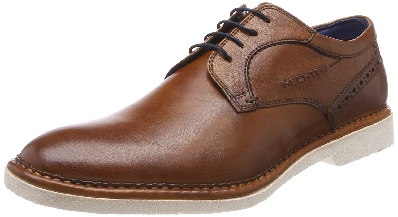 TALLA 43 EU. Daniel Hechter 811432011100, Zapatos de Cordones Derby para Hombre