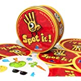 Toyofmine Spot It Board Card Game For Kids Family Gathering Xmas Birthday Party