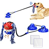 Dog Toys for Aggressive Chewers Large Breed Interactive Dog Toys Indestructible Dog Chew Toy for Aggressive Chewers Suction C