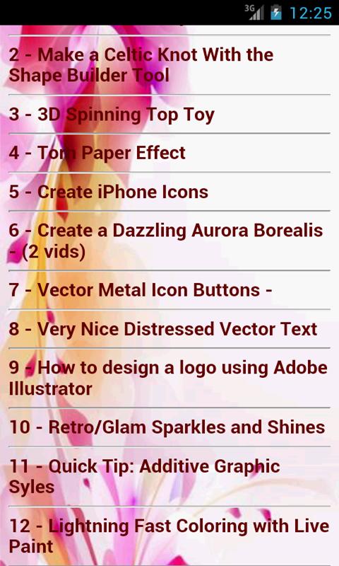 Adobe Illustrator Tutorial: Amazon.es: Appstore para Android