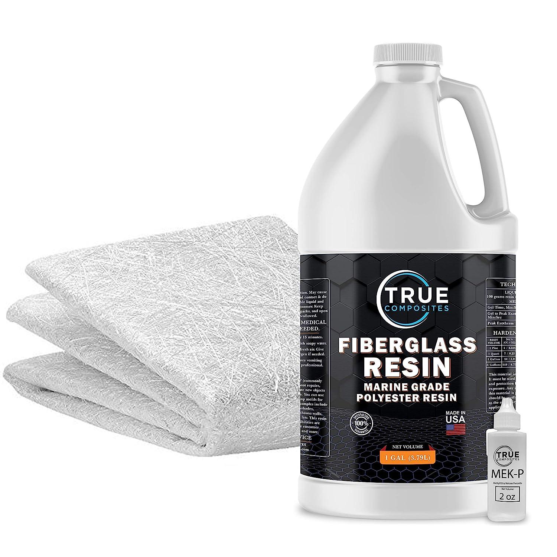 True Composites Fiberglass Polyester Resin