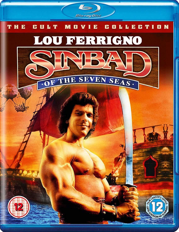 3586031e2 Amazon.com: Sinbad of the Seven Seas [Blu-ray]: Movies & TV