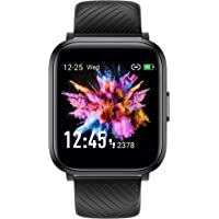 Smart Watch, Virmee VT3 Lite Fitness Tracker Compatible with iPhone Android Phones, with Customizable Watch Faces, Heart…