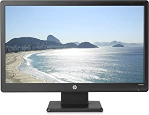HP W2082a 20-inch LED Backlit LCD Monitor - L8K84AA#ABA (Renewed)
