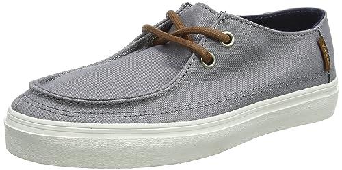 Vans Rata Vulc SF, Zapatillas Unisex Adulto, Gris (Frost Gray/Marshmallow R2z), 34.5 EU: Amazon.es: Zapatos y complementos