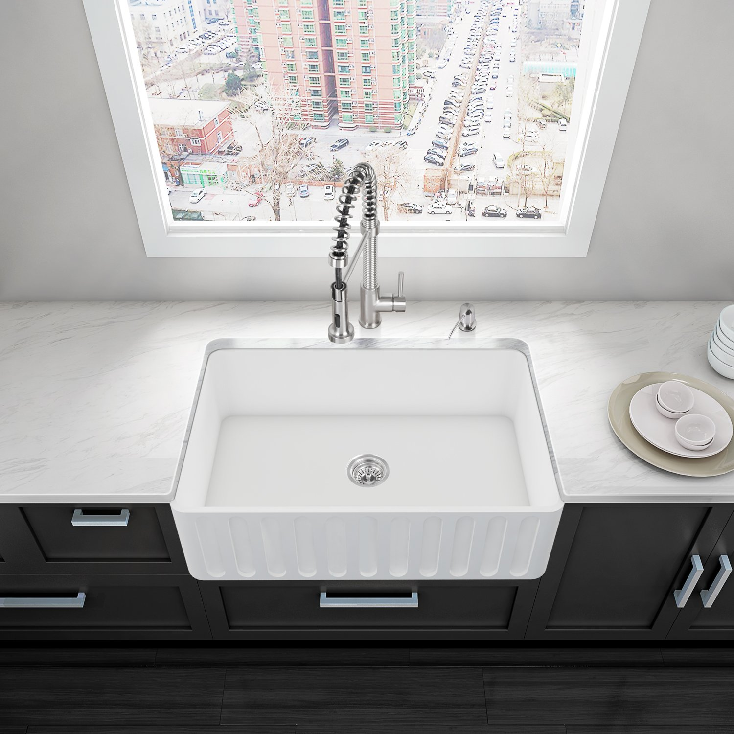 acrylic sink reviews