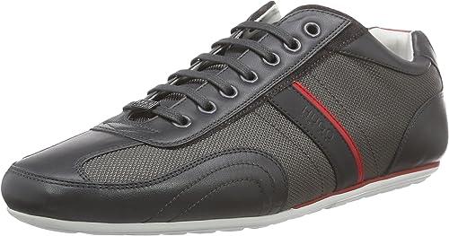 Dark Grey Thatoz Trainers 8 UK