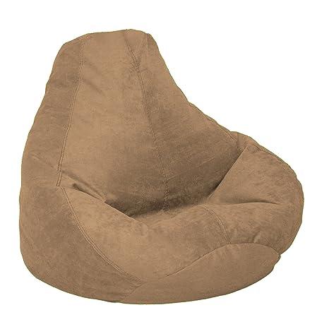 Awe Inspiring American Furniture Alliance Soft Velvet Luxe Bean Bag Extra Large Coffee Short Links Chair Design For Home Short Linksinfo