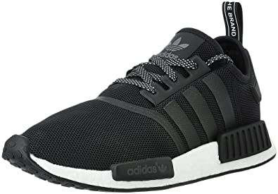 adidas Originals Men's Nmd_R1 Cblack, Cblack and Ftwwht Sneakers - 8  UK/India (